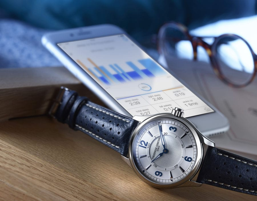 Frédérique Constant: Horological Smartwatch