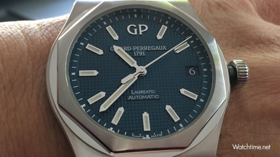 Girard-Perregaux: Laureato 42 mm Automatic