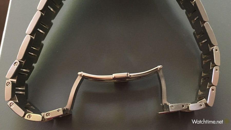 Girard-Perregaux: Laureato 42 mm Automatic mit Edelstahlband und Schließe