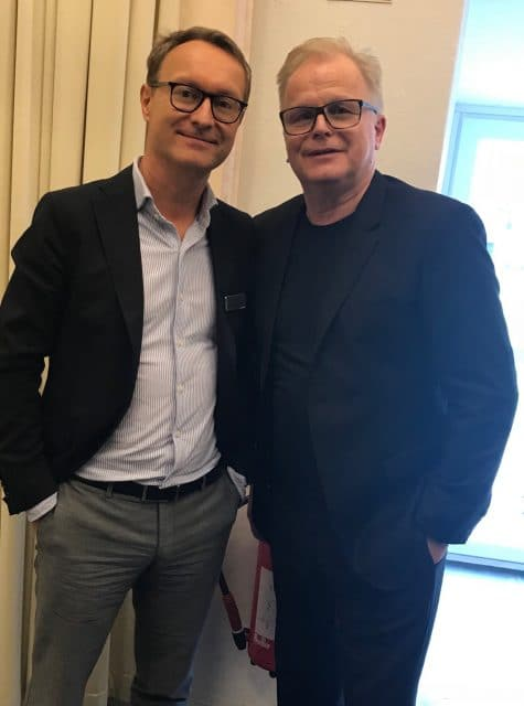 Holger Christmann sprach mit Herbert Grönemeyer über die Zeitmeister Stahl 1