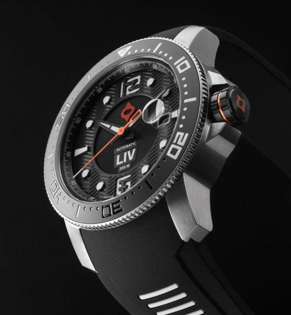 Liv: GX Diver's Swiss Automatic