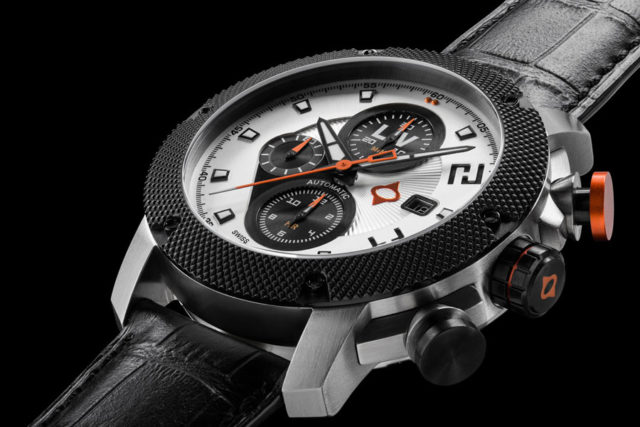 Liv: GX Swiss Auto Chronograph