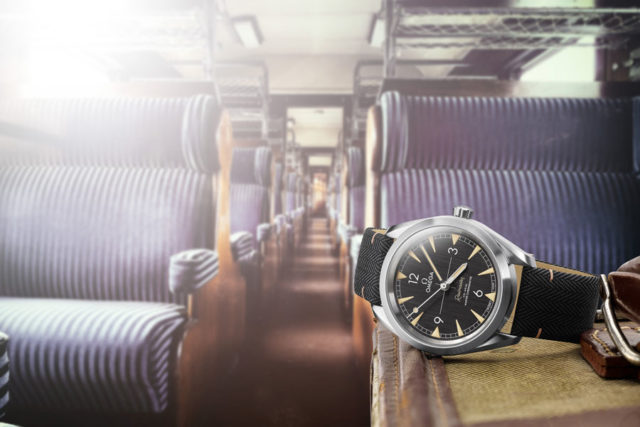 Omega: Seamaster Railmaster Co-Axial Master Chronometer