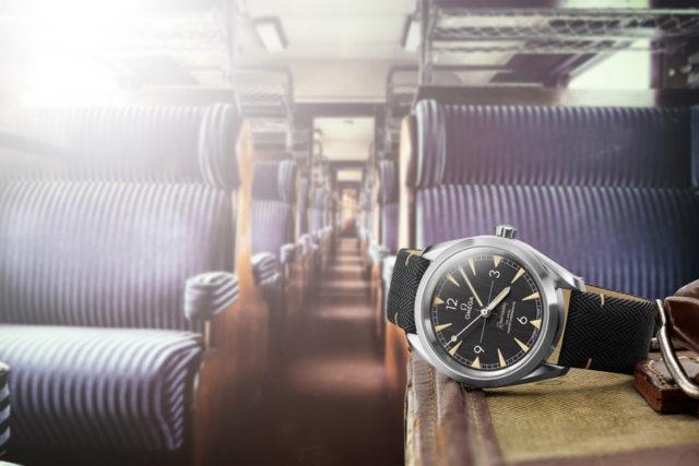 Omega: Seamaster Railmaster Co-Axial Master Chronometer
