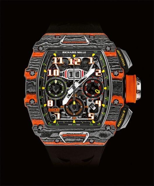 Richard Mille: RM 11-03 Flyback Chronograph McLaren