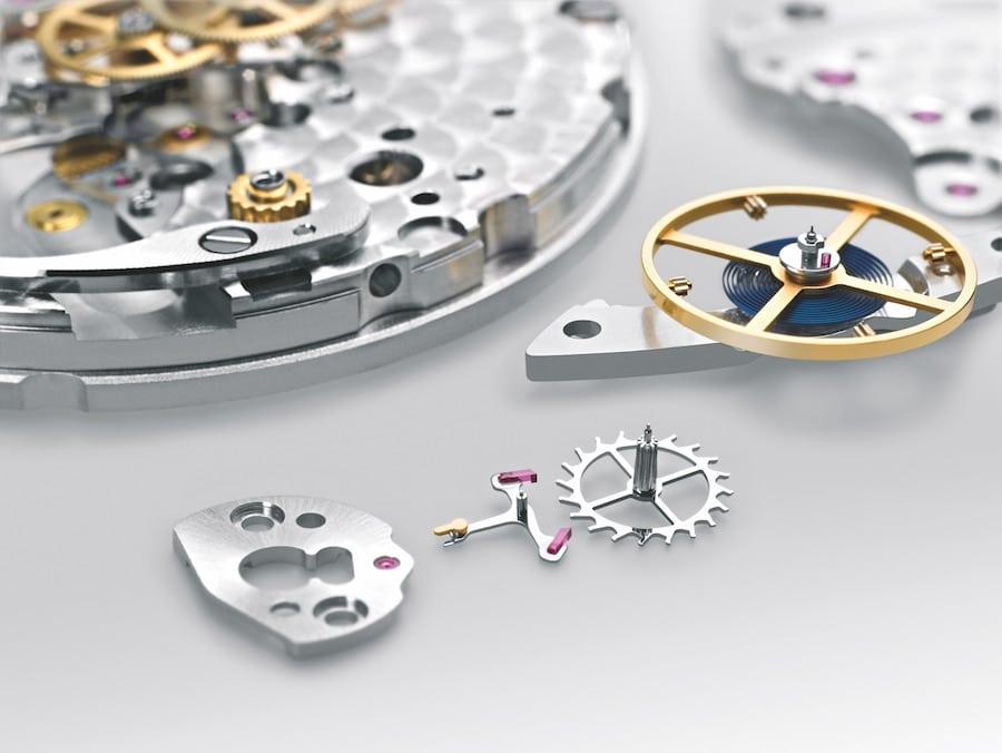 Die Chronergy-Hemmung von Rolex ist nahezu unempfindlich gegen Magnetfelder.