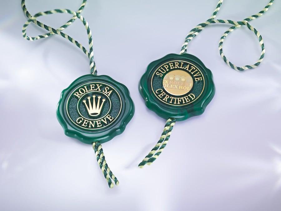 Die Kriterieren des Superlative Chronometers gehen über die  Definition der Schweizer Chronometerprüfstelle hinaus.