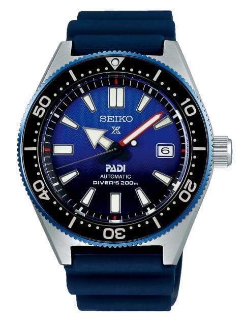 Seiko: Prospex PADI Automatik Diver's Special Edition SPB071J1
