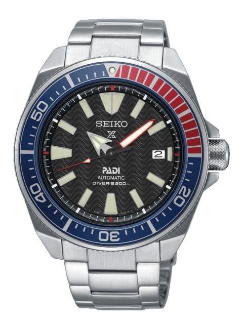 "Seiko: Prospex PADI Automatik Diver's Special Edition SRPB99K1 ""Samurai"""