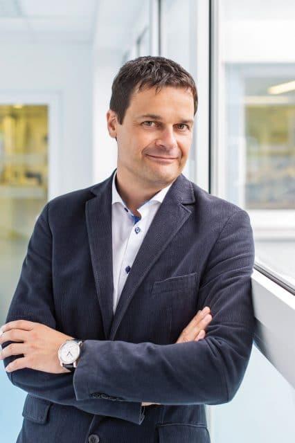 Mühle-Glashütte: Thilo Mühle führt das Unternehmen in fünfter Generation