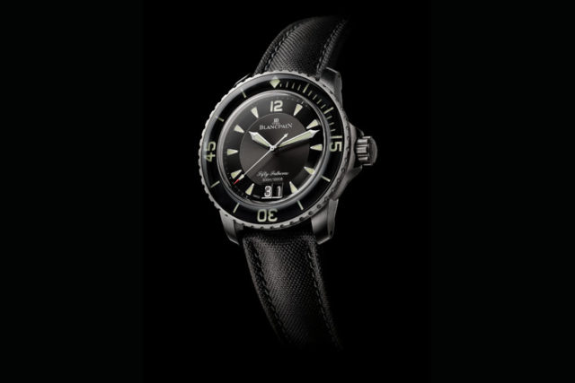 Blancpain: Fifty Fathoms Grande Date