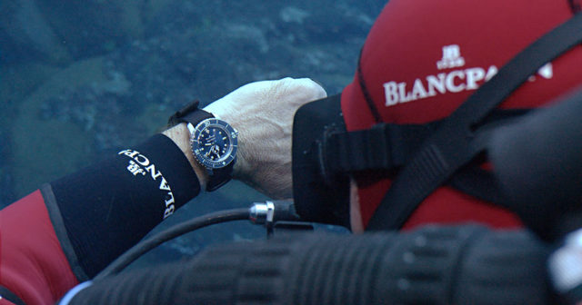 Blancpain: Fifty Fathoms Ocean Commitment III