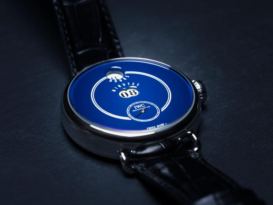 "IWC: Tribute to Pallweber Editon ""150 Years"""