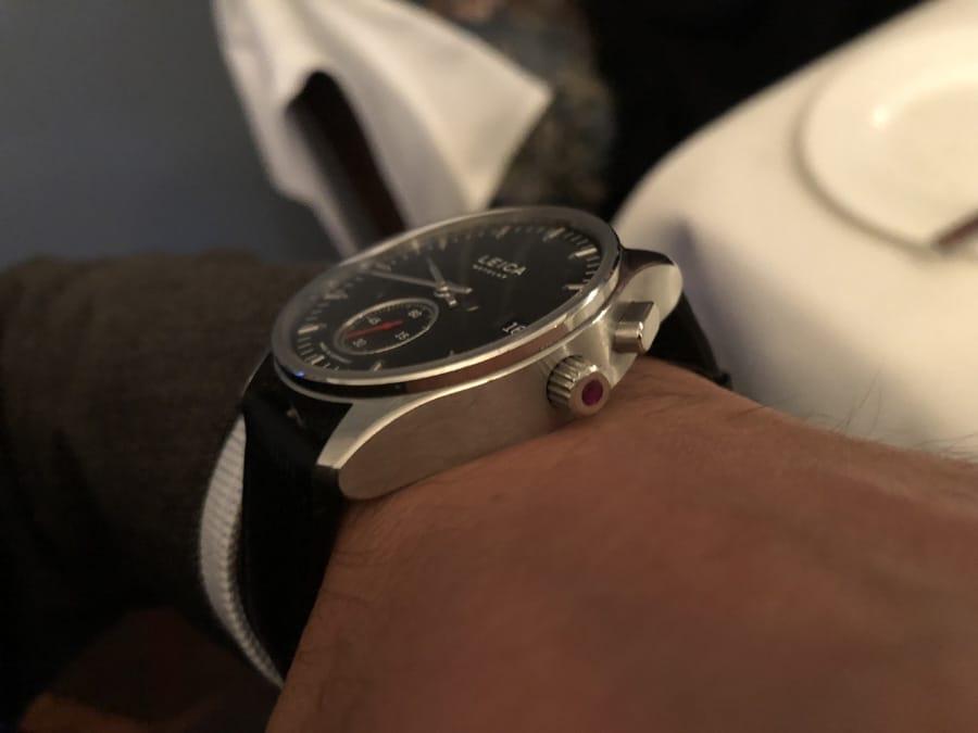 Wristshot der Leica L1