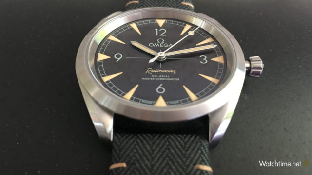 Omega: Seamaster Railmaster Co-Axial Master Chronometer im Test