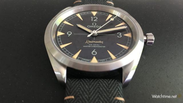 Omega: Seamaster Railmaster Co-Axial Master Chronometer im Test