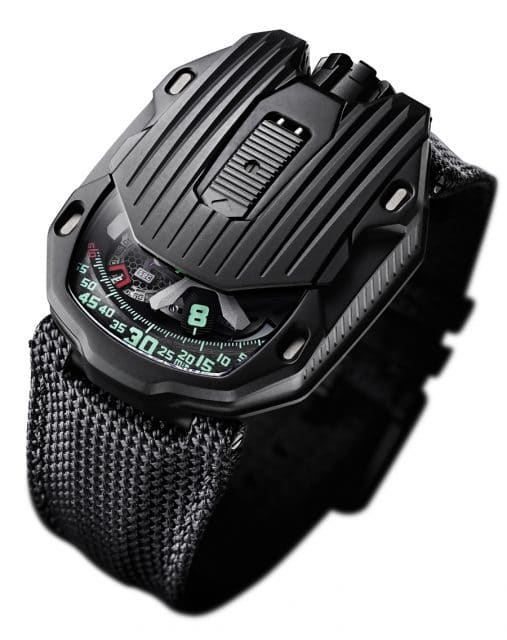 Urwerk: UR-105 CT Kryptonite