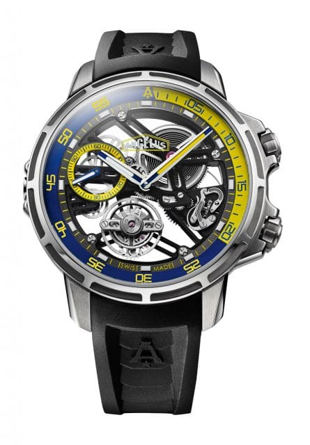 Angelus: U50 Diver Tourbillon
