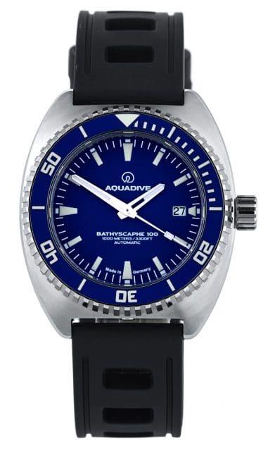Aquadive: Bathyscaphe 100 True Blue Slim