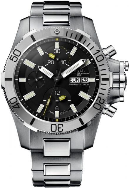 Ball Watch: Engineer Hydrocarbon Submarine Warface Chronograph