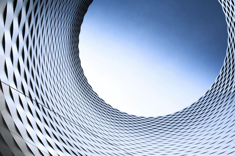 Baselworld-Dachkonstruktion von Herzog & de Meuron