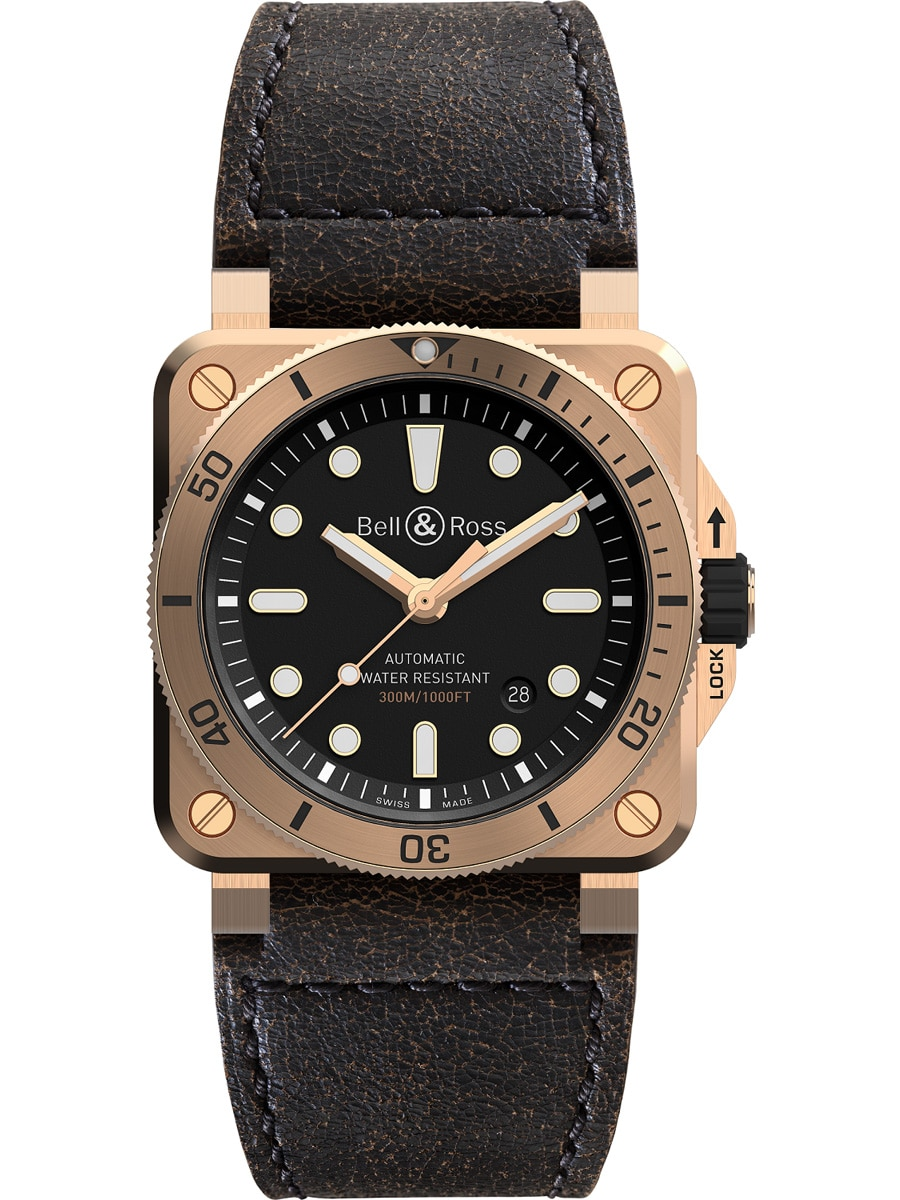 Bell & Ross: BR 03-92 Diver Bronze