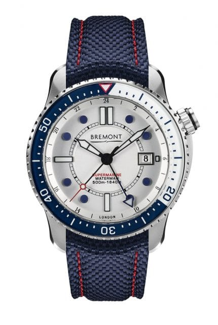 Bremont: Waterman