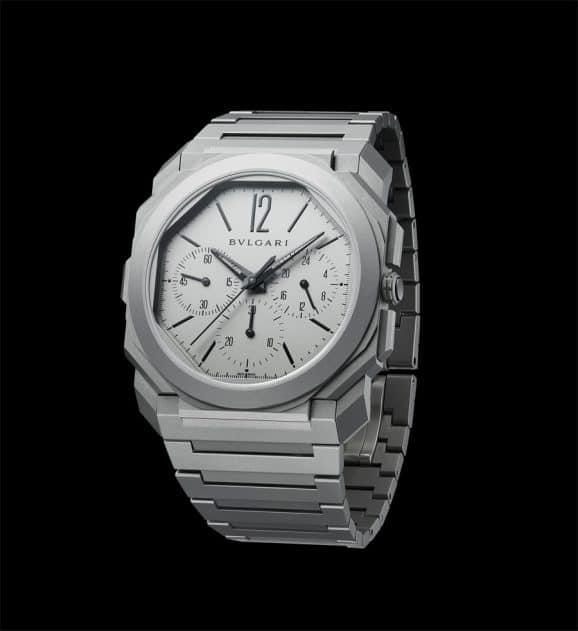 Bulgari: Octo Finissimo Chronograph GMT