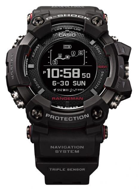 Casio: G-Shock Rangeman GPR-B1000-1ER