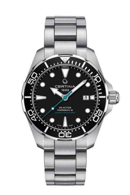 Certina: DS Action Diver Powermatic 80 Sea Turtle Conservancy Special Edition
