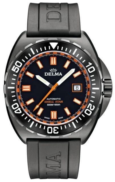 Delma: Shell Star Black Tag