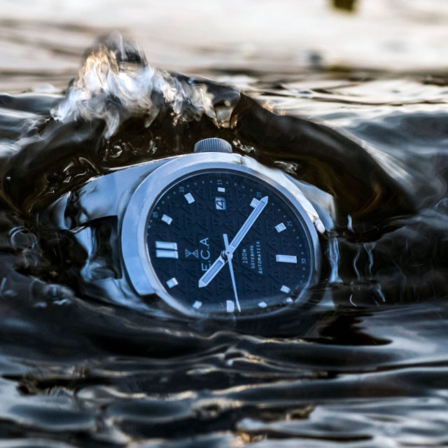 E.C.Andersson Watch Co.: Calypso