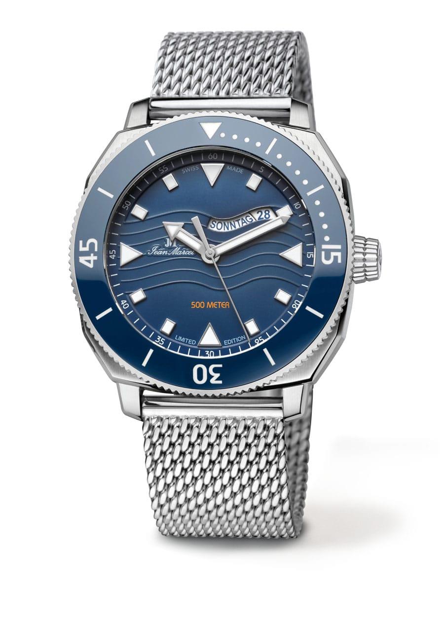 Jean Marcel: Oceanum La Grande Bleue No.2