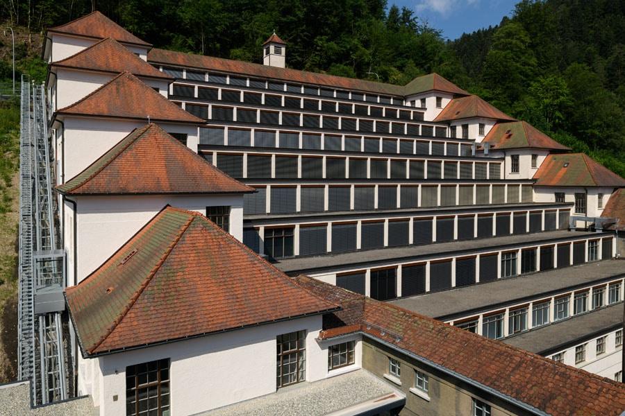 2018 eröffnet: das Junghans Terrassenbau Museum in Schramberg