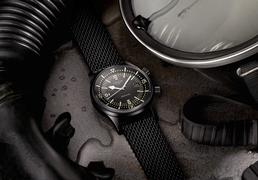 Longines: Legend Diver