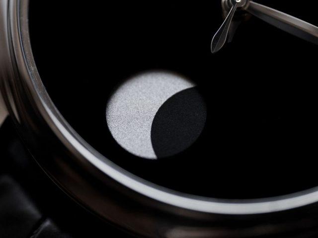 Mondphase der H. Moser & Cie. Endeavour Perpetual Moon ConceptMondphase der H. Moser & Cie. Endeavour Perpetual Moon Concept