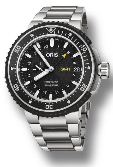 Oris: Prodiver GMT
