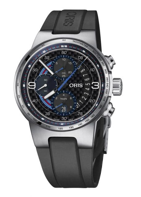 Oris: Martini Racing Limited Edition mit Kautschukband