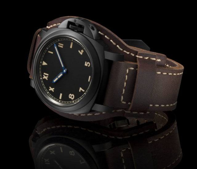 Panerai: Luminor California 8 Days DLC - 44mm