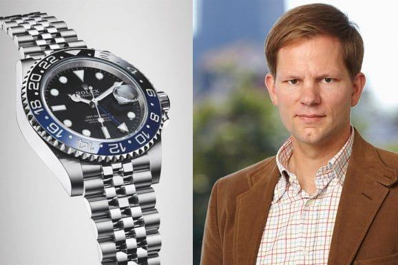 Sportliche Empfehlung von Chronos-Redakteur Jens Koch: Rolex GMT-Master II