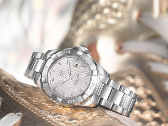 TAG Heuer: Aquaracer Lady Calibre 9 Automatic