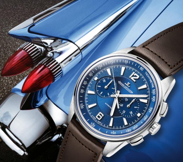 Getestet: Jaeger-LeCoultre Polaris Chronograph