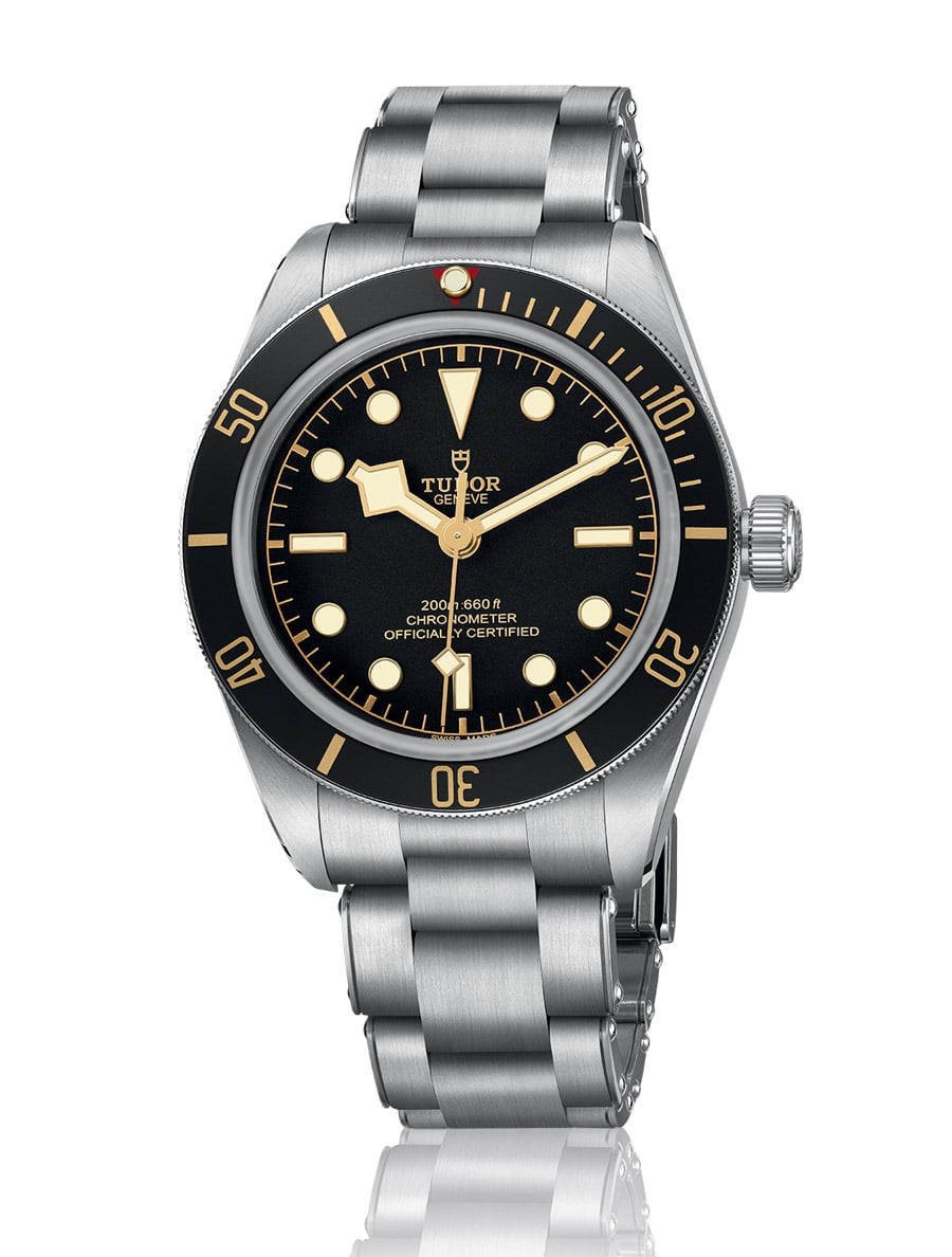 Tudor: Black Bay Fifty-Eight mit Edelstahlband