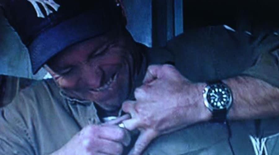 """Uhren in Filmen: Seiko in """"Abyss – Abgrund des Todes"""""""