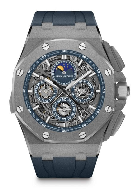 Audemars Piguet: Royal Oak Offshore Grande Complication Titan