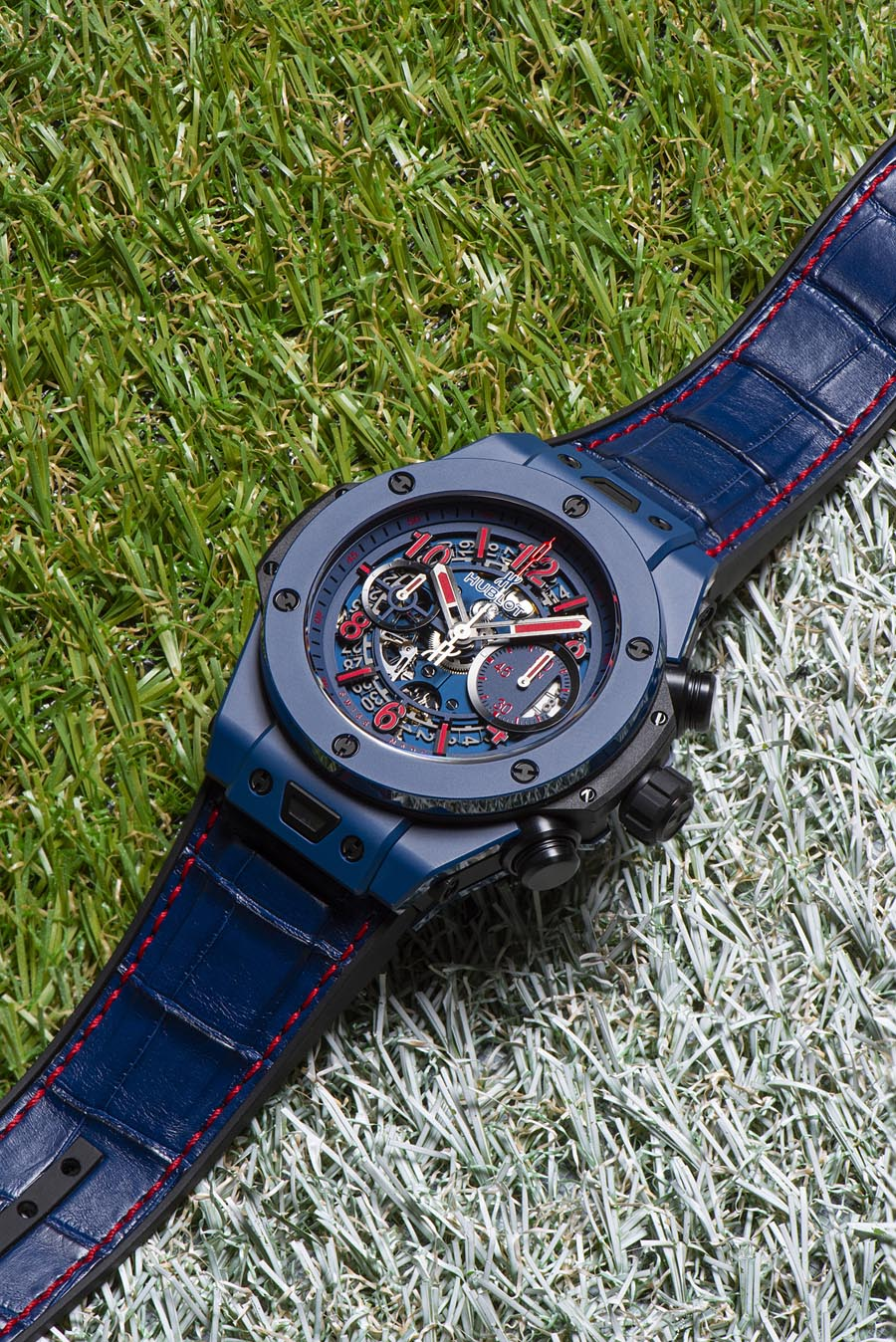 Die Hublot Big Bang Unico Special One für Trainer José Mourinho