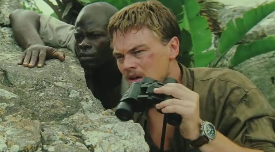 "Uhren in Filmen: Breitling Chrono Avenger in ""Blood Diamond"""