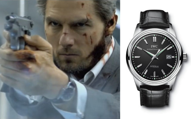 "Uhren in Filmen: IWC Vintage Ingenieur Automatic IW3233 in ""Collateral"""