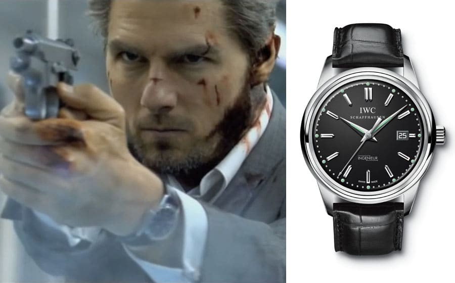 "Uhren in Filmen: IWC Vintage Ingenieur Automatic IW3233 in ""Collateral"""