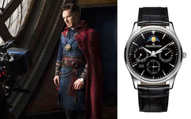 """Uhren in Filmen: Jaeger-LeCoultre Master Ultra Thin Perpetual in """"Doctor Strange"""""""